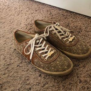 Michael Kors Canvas Sneaker